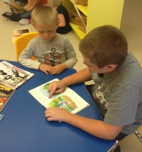 Photo of Reading Buddies